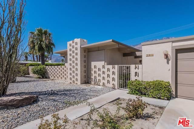 261 N Michelle Road, Palm Springs, CA 92262 (MLS #19502838) :: Hacienda Group Inc