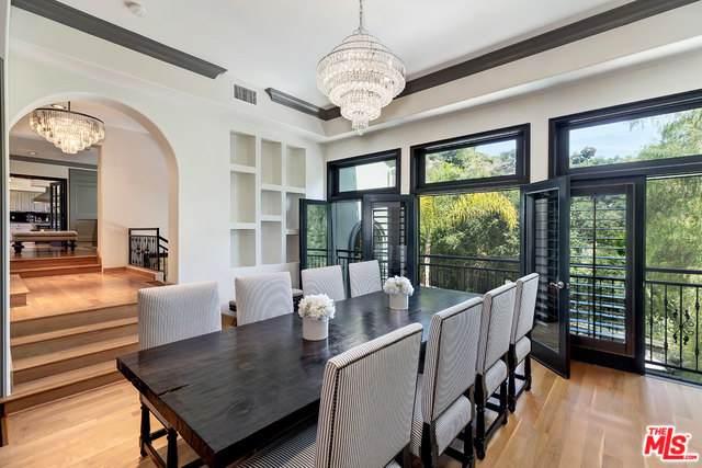 1643 Stone Canyon Road, Los Angeles (City), CA 90077 (MLS #19502850) :: Hacienda Group Inc