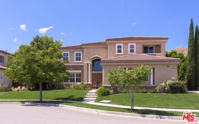 18537 Shetland Place, Granada Hills, CA 91344 (MLS #19502886) :: Mark Wise | Bennion Deville Homes