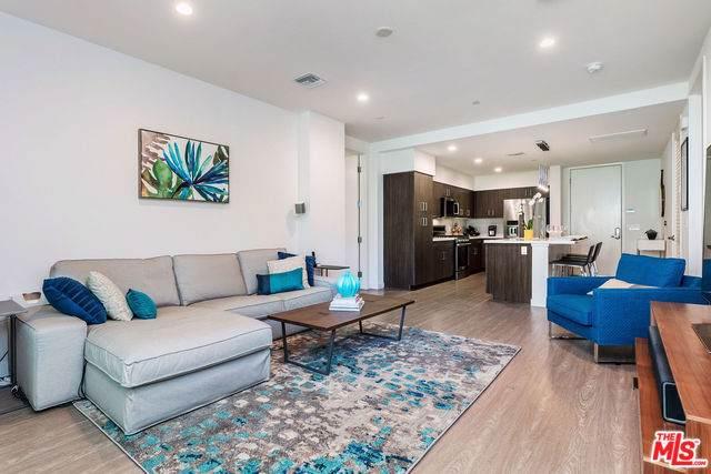 4140 Glencoe #205, Marina Del Rey, CA 90292 (MLS #19502984) :: Mark Wise | Bennion Deville Homes