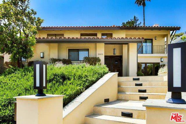 10851 Portofino Place, Los Angeles (City), CA 90077 (MLS #19503010) :: Hacienda Group Inc