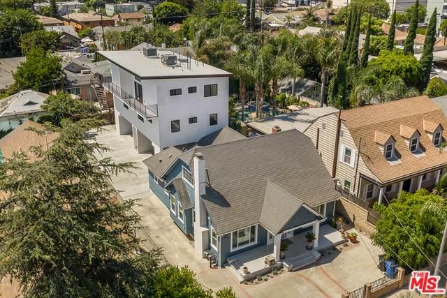 1337 N Kenmore Avenue, Los Angeles (City), CA 90027 (MLS #19503062) :: Deirdre Coit and Associates