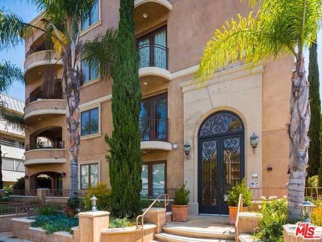 420 S Hamel Road 2A, Los Angeles (City), CA 90048 (MLS #19503140) :: Hacienda Group Inc