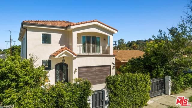 4946 Enfield Avenue, Encino, CA 91316 (MLS #19503232) :: Mark Wise | Bennion Deville Homes
