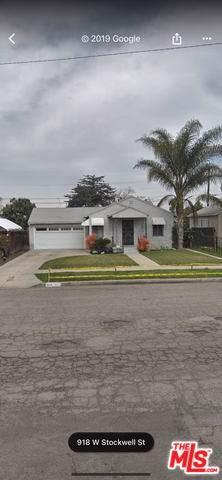 919 W Stockwell Street, Compton, CA 90222 (MLS #19503238) :: Deirdre Coit and Associates