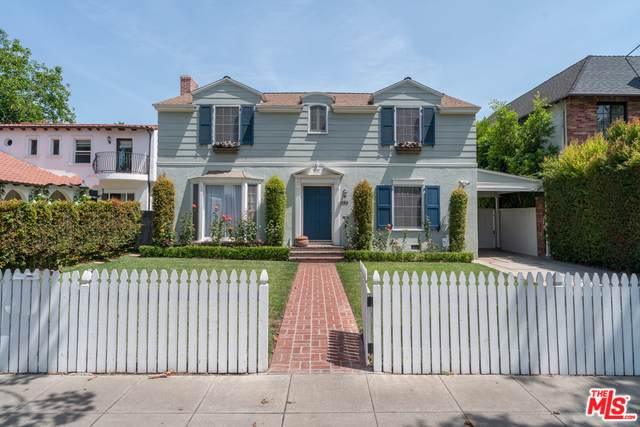 624 N Highland Avenue, Los Angeles (City), CA 90036 (MLS #19503246) :: The Jelmberg Team
