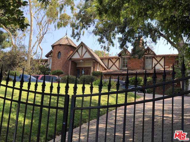 468 S Bundy Drive, Los Angeles (City), CA 90049 (MLS #19503394) :: Deirdre Coit and Associates
