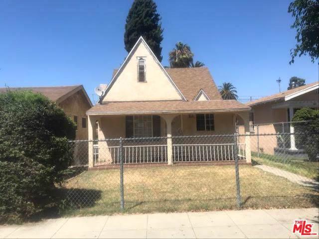 1519 W 59th Street, Los Angeles (City), CA 90047 (MLS #19503488) :: Deirdre Coit and Associates
