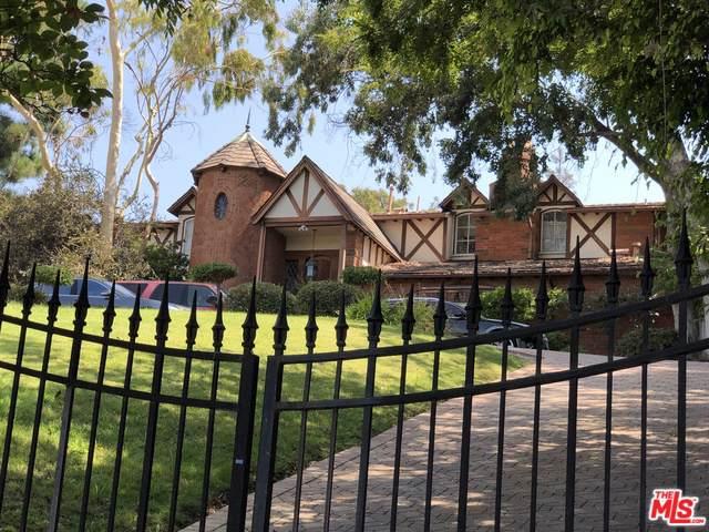 468 S Bundy Drive, Los Angeles (City), CA 90049 (MLS #19503596) :: The Jelmberg Team
