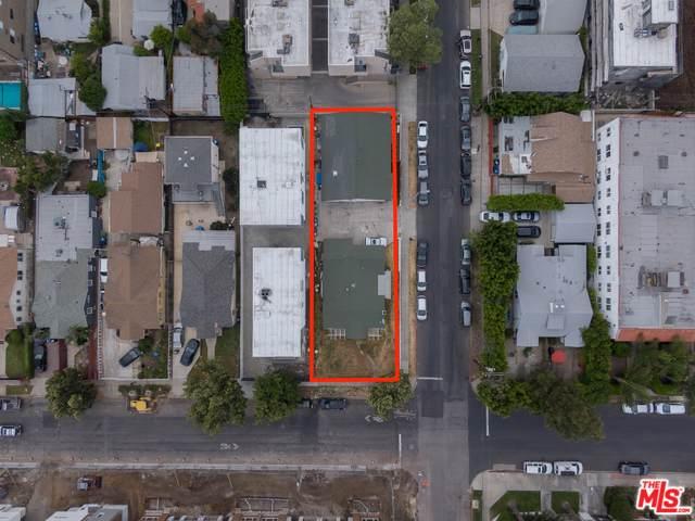 1157 N Orange Drive, Los Angeles (City), CA 90038 (MLS #19503620) :: The Jelmberg Team