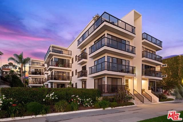 833 Ocean Avenue #306, Santa Monica, CA 90403 (MLS #19505276) :: The John Jay Group - Bennion Deville Homes