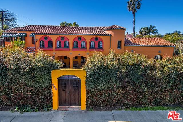 501 S Crescent Heights, Los Angeles (City), CA 90048 (MLS #19506532) :: The John Jay Group - Bennion Deville Homes