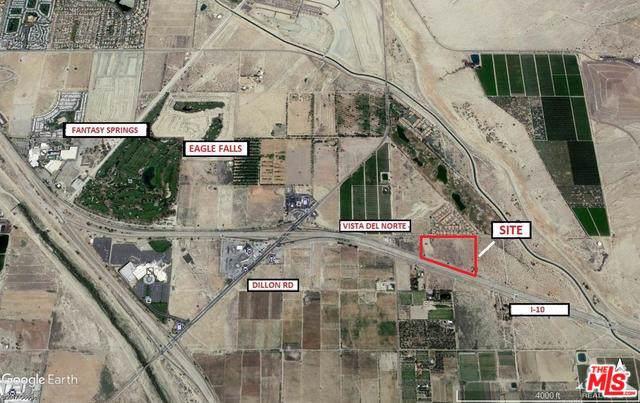0 Vista Del Norte, Coachella, CA 92236 (MLS #19506722) :: Hacienda Agency Inc