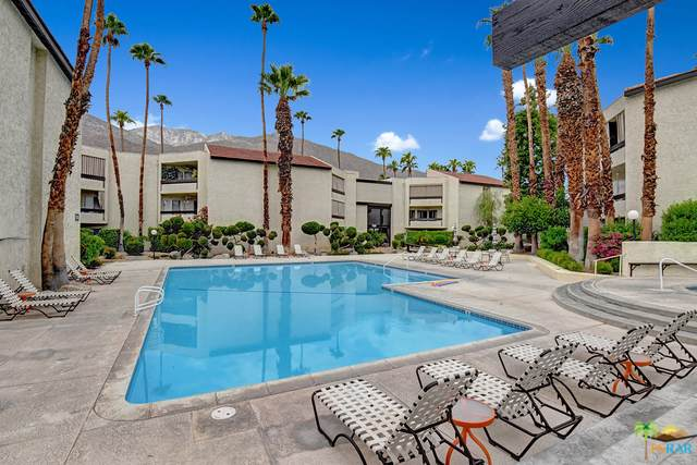 1510 S Camino Real 216A, Palm Springs, CA 92264 (MLS #19507512PS) :: The John Jay Group - Bennion Deville Homes