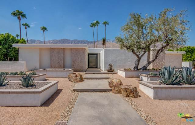 2397 S Caliente Drive, Palm Springs, CA 92264 (MLS #19508044PS) :: The John Jay Group - Bennion Deville Homes