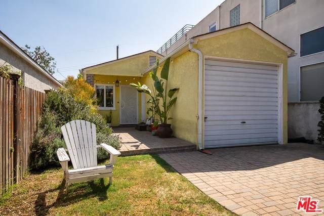 840 Dickson Street, Marina Del Rey, CA 90292 (MLS #19508612) :: The John Jay Group - Bennion Deville Homes