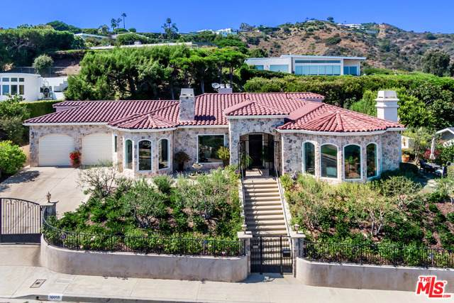 16669 Charmel Lane, Pacific Palisades, CA 90272 (MLS #19509226) :: The John Jay Group - Bennion Deville Homes