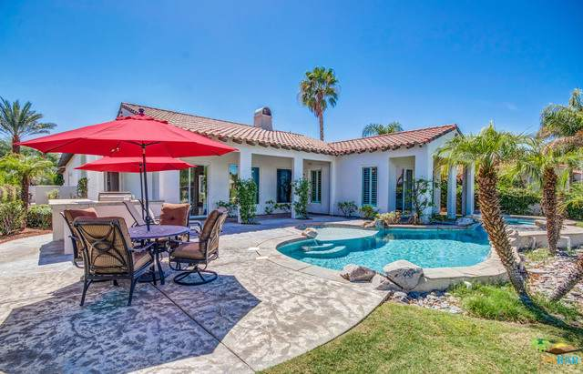 313 Loch Lomond Road, Rancho Mirage, CA 92270 (MLS #19509252PS) :: Hacienda Agency Inc