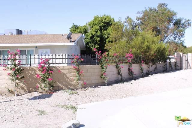 12765 W Arroyo Drive, Desert Hot Springs, CA 92240 (MLS #19509352PS) :: Brad Schmett Real Estate Group
