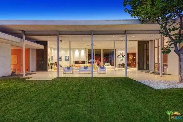 650 E Tachevah Drive, Palm Springs, CA 92262 (MLS #19509586PS) :: The John Jay Group - Bennion Deville Homes