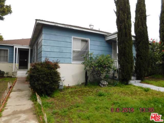 26366 Western Avenue, Lomita, CA 90717 (MLS #19509662) :: Hacienda Agency Inc