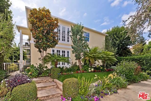 844 12th Street #3, Santa Monica, CA 90403 (MLS #19510268) :: The John Jay Group - Bennion Deville Homes
