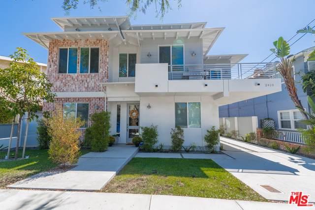 2410 Grant Avenue B, Redondo Beach, CA 90278 (MLS #19510294) :: The John Jay Group - Bennion Deville Homes