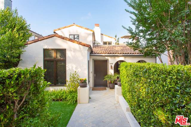 229 22nd Street, Santa Monica, CA 90402 (MLS #19510320) :: The John Jay Group - Bennion Deville Homes