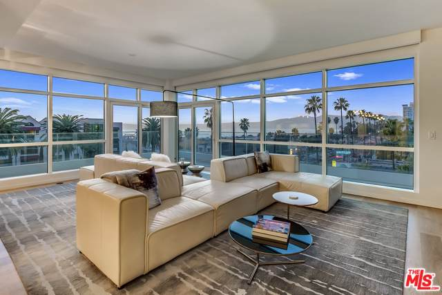 1705 Ocean Avenue #501, Santa Monica, CA 90401 (MLS #19510342) :: The John Jay Group - Bennion Deville Homes