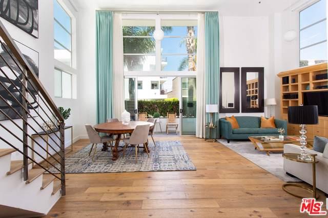 13326 Beach Avenue #101, Marina Del Rey, CA 90292 (MLS #19510384) :: The John Jay Group - Bennion Deville Homes