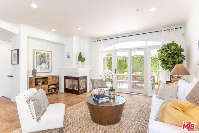 1217 Yale Street #110, Santa Monica, CA 90404 (MLS #19510700) :: The John Jay Group - Bennion Deville Homes