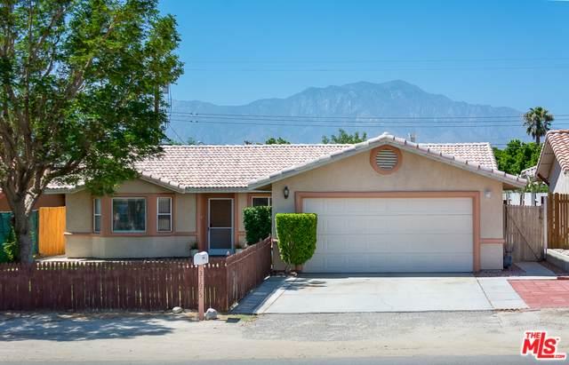31675 San Miguelito Drive, Thousand Palms, CA 92276 (MLS #19510772) :: Hacienda Agency Inc