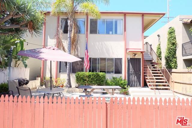 35 Buccaneer Street, Marina Del Rey, CA 90292 (MLS #19510888) :: The John Jay Group - Bennion Deville Homes