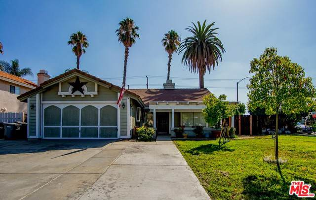 1150 Tomiko Drive, Hemet, CA 92545 (MLS #19511054) :: Hacienda Agency Inc