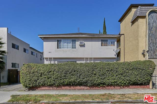 951 S Catalina Street A, Los Angeles (City), CA 90006 (MLS #19511078) :: Hacienda Agency Inc