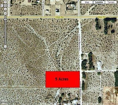 0 Avenida Manzana, Desert Hot Springs, CA 92240 (MLS #217024828) :: Hacienda Group Inc
