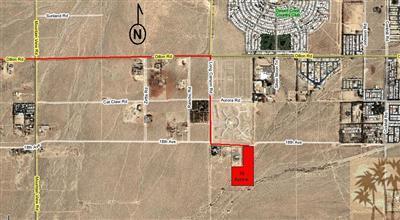 0 18th, Desert Hot Springs, CA 92241 (MLS #217024830) :: Hacienda Group Inc