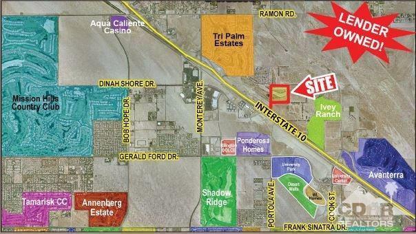 0 Varner Road, Thousand Palms, CA 92276 (MLS #217027450) :: Team Michael Keller Williams Realty