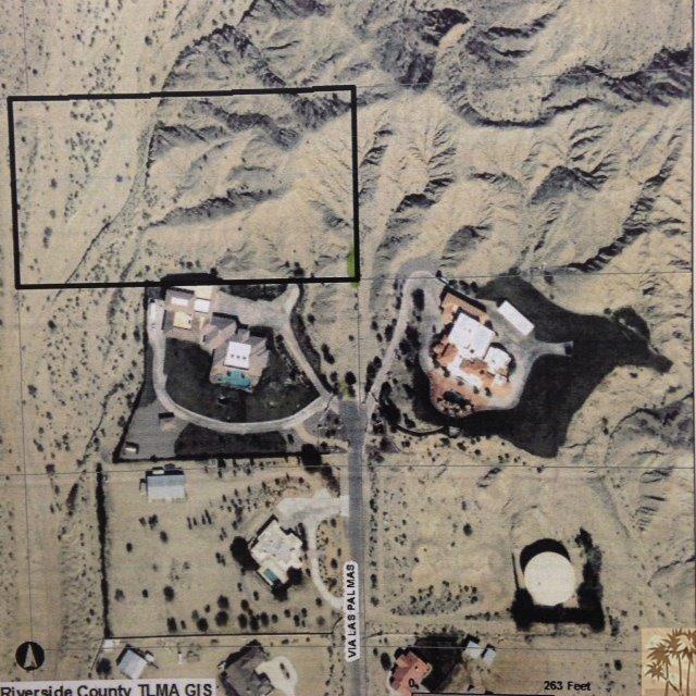 5-Acres Via Las Palmas, Thousand Palms, CA 92276 (MLS #217032282) :: Hacienda Group Inc