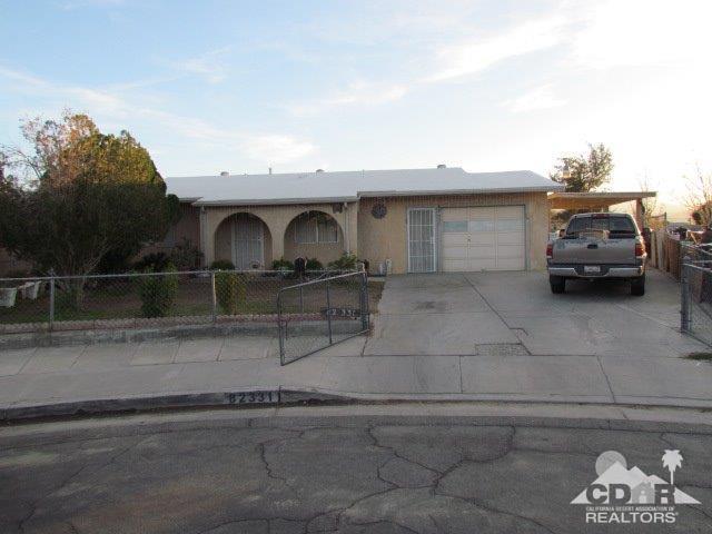 82331 Crest Avenue, Indio, CA 92201 (MLS #218002774) :: Brad Schmett Real Estate Group