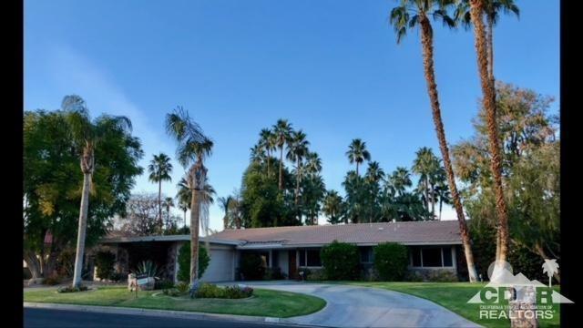 76320 Shoshone Drive, Indian Wells, CA 92210 (MLS #218003312) :: Brad Schmett Real Estate Group