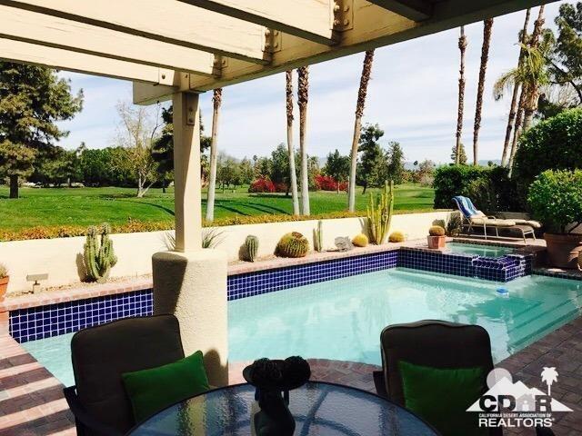 210 Kavenish Drive, Rancho Mirage, CA 92270 (MLS #218007466) :: The John Jay Group - Bennion Deville Homes