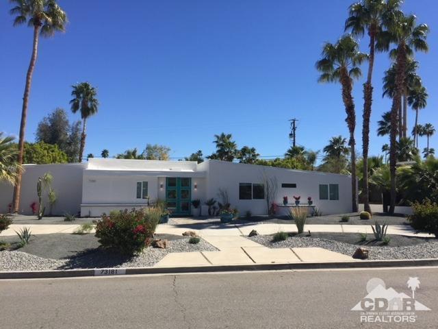 73181 Shadow Mountain Drive, Palm Desert, CA 92260 (MLS #218008210) :: The John Jay Group - Bennion Deville Homes