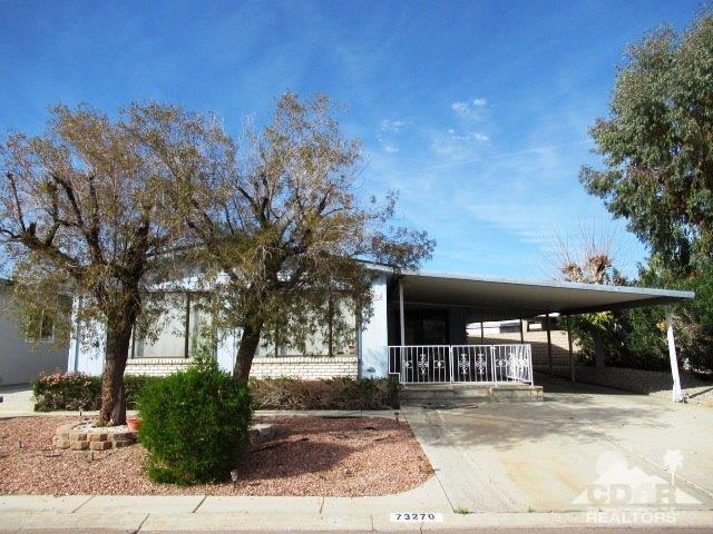 73270 Cabazon Peak Drive, Palm Desert, CA 92260 (MLS #218008770) :: The John Jay Group - Bennion Deville Homes