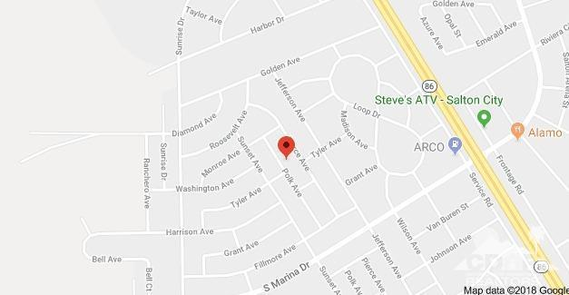 2078 Polk Avenue, Salton City, CA 92274 (MLS #218014652) :: Deirdre Coit and Associates