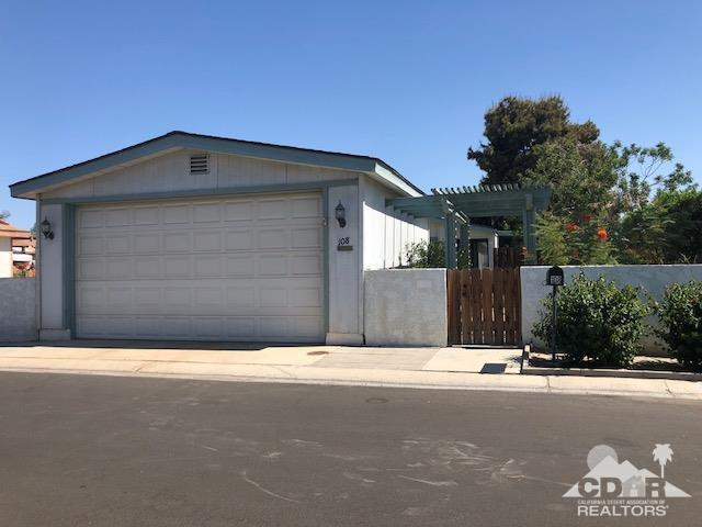 81641 Avenue 48 #108, Indio, CA 92201 (MLS #218017236) :: Hacienda Group Inc