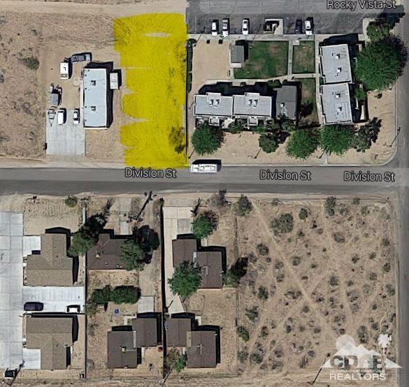 0 Divison, Joshua Tree, CA 92252 (MLS #218017792) :: Brad Schmett Real Estate Group