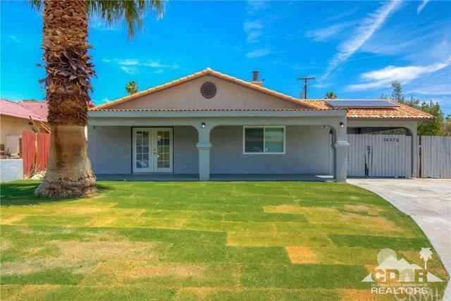 34232 Judy Lane, Cathedral City, CA 92234 (MLS #218020306) :: Team Wasserman