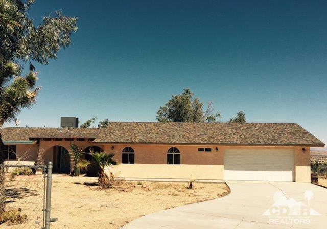 61494 Pueblo Trail, Joshua Tree, CA 92252 (MLS #218024900) :: Brad Schmett Real Estate Group