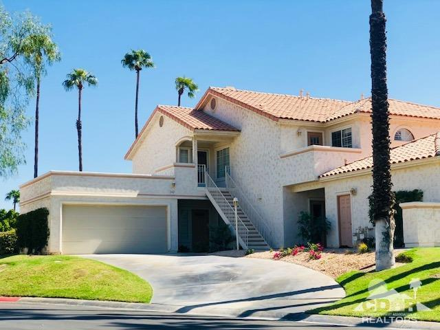 262 E Desert Falls Drive E, Palm Desert, CA 92211 (MLS #218025942) :: The John Jay Group - Bennion Deville Homes